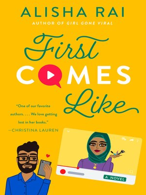 cover image of First Comes Like