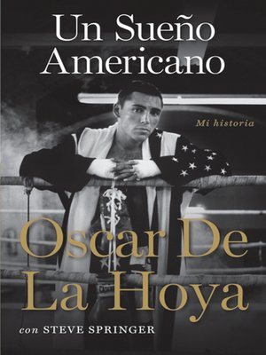cover image of Un sueno americano