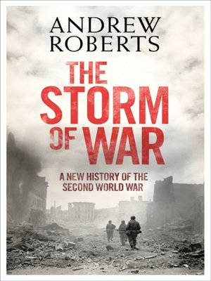 cover image of The Storm of War
