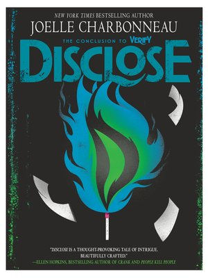 cover image of Disclose