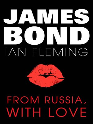 cover image of From Russia, with Love