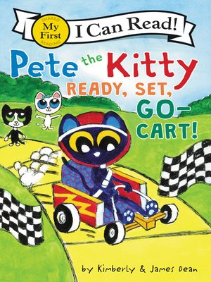 cover image of Pete the Kitty