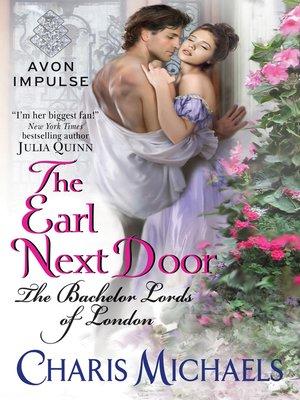 cover image of The Earl Next Door