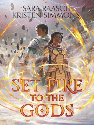 cover image of Set Fire to the Gods