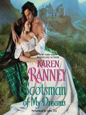 cover image of Scotsman of My Dreams
