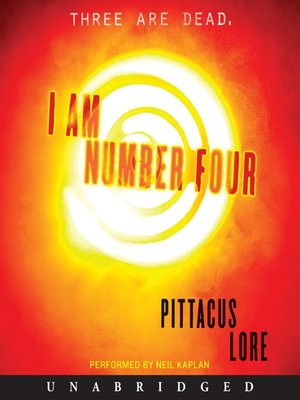 cover image of I Am Number Four