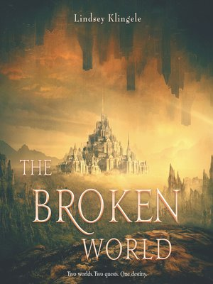 cover image of The Broken World