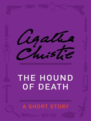 cover image of The Hound of Death