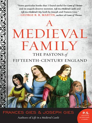 cover image of A Medieval Family