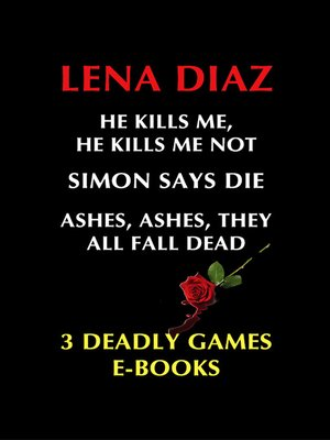 cover image of Deadly Games Thrillers