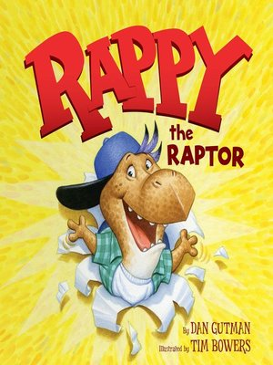 cover image of Rappy the Raptor