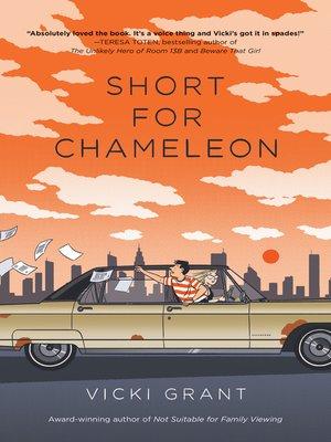 cover image of Short for Chameleon