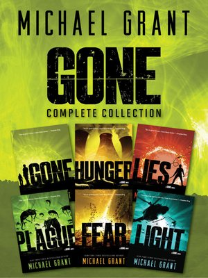 cover image of Gone Series Complete Collection