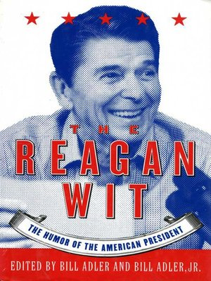 cover image of The Reagan Wit