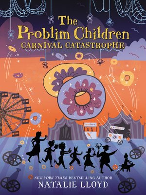 cover image of The Problim Children