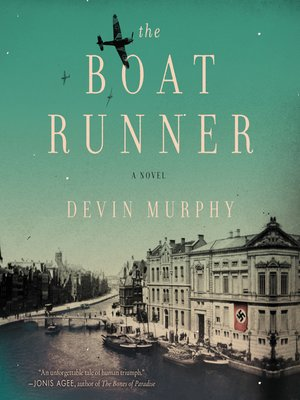 cover image of The Boat Runner