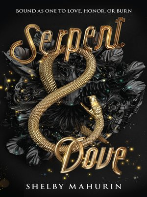 cover image of Serpent & Dove