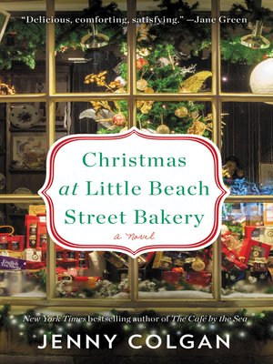 cover image of Christmas at Little Beach Street Bakery