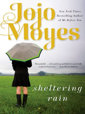 cover image of Sheltering Rain