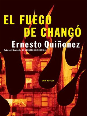 cover image of El Fuego de Chango