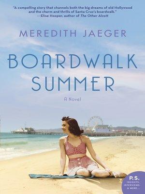 cover image of Boardwalk Summer