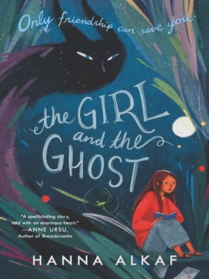 cover image of The Girl and the Ghost