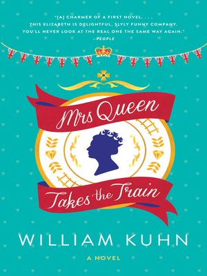 cover image of Mrs Queen Takes the Train