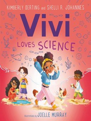 cover image of Vivi Loves Science