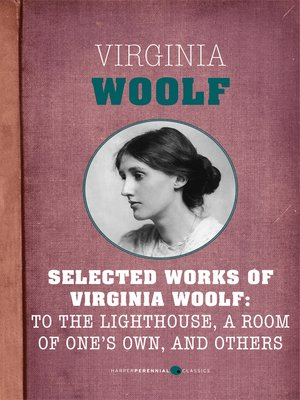 cover image of Selected Works of Virginia Woolf