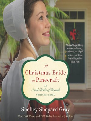 cover image of A Christmas Bride in Pinecraft