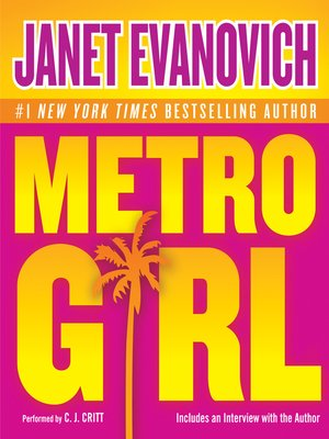 cover image of Metro Girl