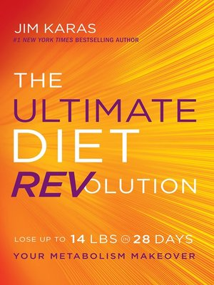 cover image of The Ultimate Diet REVolution