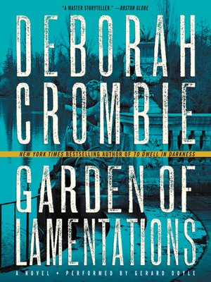 cover image of Garden of Lamentations