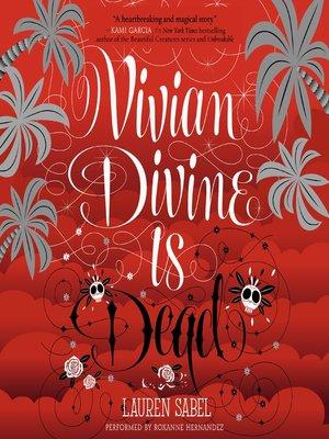 cover image of Vivian Divine Is Dead