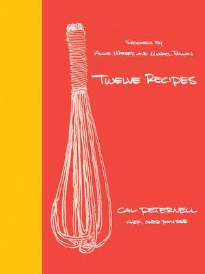 cover image of Twelve Recipes