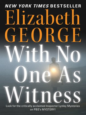 cover image of With No One As Witness