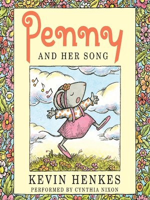 cover image of Penny and Her Song