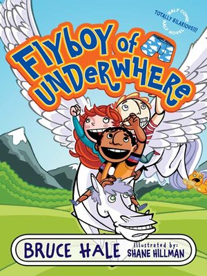 cover image of Flyboy of Underwhere