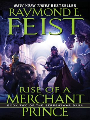 cover image of Rise of a Merchant Prince