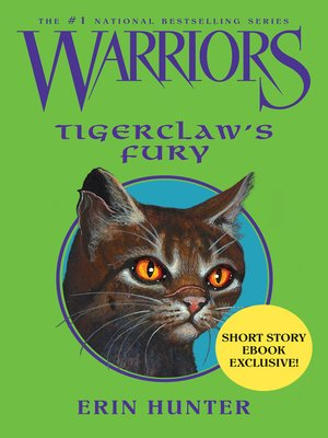 cover image of Tigerclaw's Fury