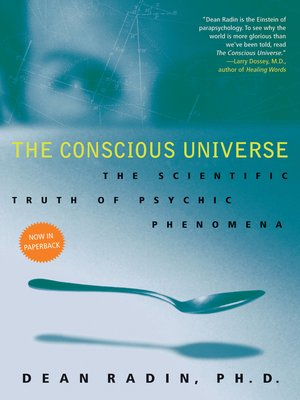 cover image of The Conscious Universe