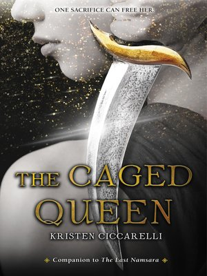 cover image of The Caged Queen