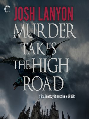 cover image of Murder Takes the High Road