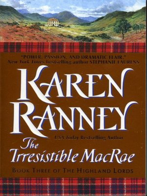 cover image of The Irresistible MacRae