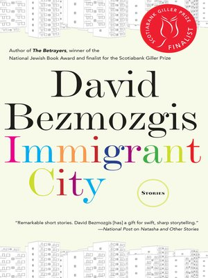 cover image of Immigrant City