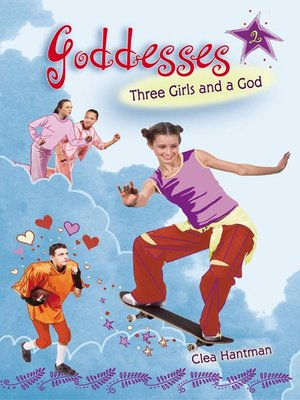 cover image of Three Girls and a God