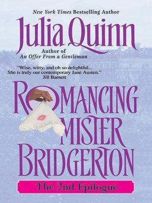 Romancing Mr Bridgerton Ebook