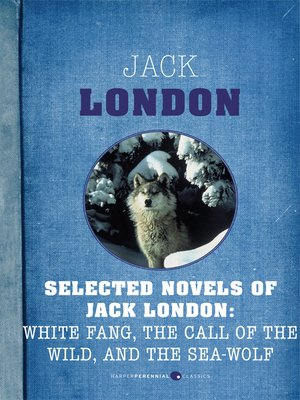 cover image of Selected Novels of Jack London