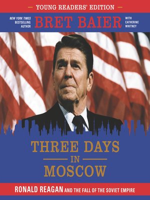 cover image of Three Days in Moscow Young Readers' Edition