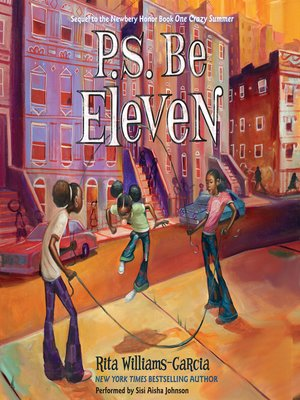 cover image of P. S. Be Eleven